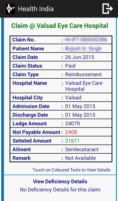 healthindia insurance tpa services pvt  ltd